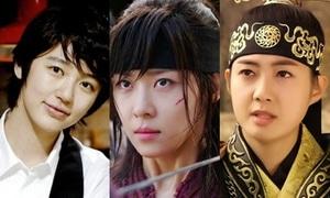 6 'cô nàng đẹp trai' nổi tiếng của drama Hàn