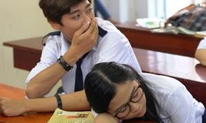 Nghịch lý đau lòng về giấc ngủ của học trò