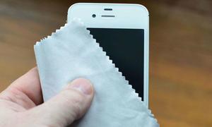Mẹo giảm vết xước trên điện thoại