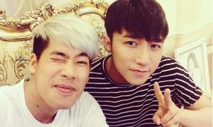 Stylist của Sơn Tùng ủng hộ việc học hỏi phong cách G-Dragon