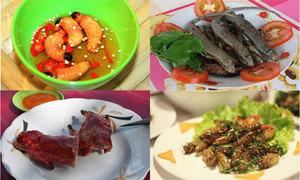 7 món ăn 'độc' miền Tây khiến teen chết khiếp