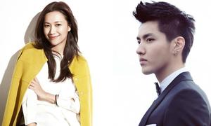Kris EXO bị nghi hẹn hò đạo diễn 40 tuổi