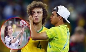 Lilly Luta sướng rơn vì Đức 'hủy diệt' Brazil