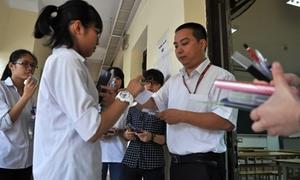 123 thí sinh bị đình chỉ thi ở đại học đợt 2