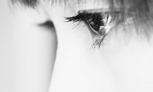 Không còn nỗi buồn trong đôi mắt ấy