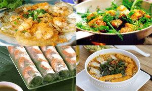 15 món ăn cực ngon làm rạng danh Việt Nam trên thế giới