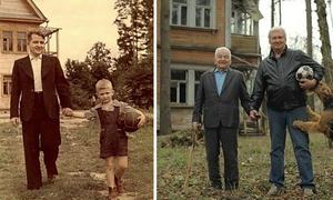 14 tấm ảnh ngày ấy - bây giờ nổi tiếng nhất Facebook