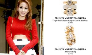 CL mang bộ sưu tập phụ kiện tiền tỷ đến Paris