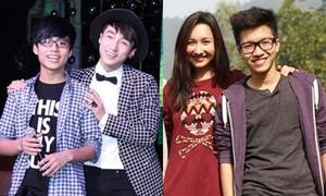 4 cậu bạn điển trai, tài năng có người thân là sao Việt