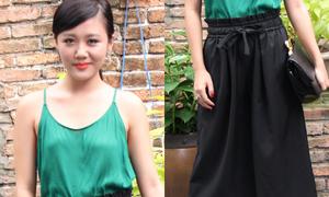 Hot or not: Văn Mai Hương diện quần kiểu Samurai