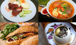 10 món ăn khiến 'cú đêm' Sài thành khó lòng kiềm chế
