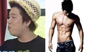 'Copy' bí quyết giảm 30 kg của Chang Min