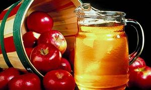 Trị mùi vùng kín bằng dấm táo