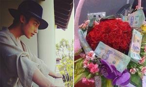 Facebook sao 17/7: Sơn Tùng tự thấy mình nham hiểm, Lâm Chi Khanh được tặng giỏ đầy tiền
