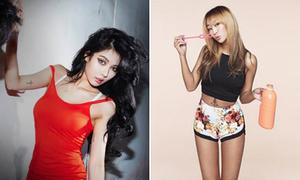 Hyun Ah, Sistar đồng loạt tung hình nóng bỏng