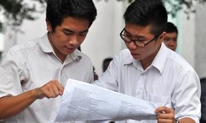 ĐH Thủy Lợi công bố điểm thi tuyển sinh