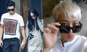 Sao Hàn 18/7: TOP - So Hee đẹp đôi, Tao (EXO) tự tin khoe mặt mộc