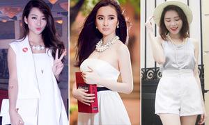 3 kiểu vòng ngọc trai được hot girl, xì ta Việt mê nhất hè này