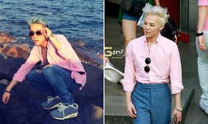 Sơn Tùng M-TP vẫn mê style G-Dragon dù bị chỉ trích