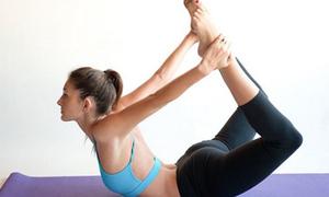 3 tư thế yoga dễ tập giúp giảm đau ngày 'đèn đỏ'
