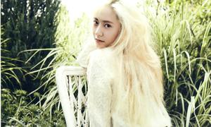 Krystal hòa mình với thiên nhiên, Suzy đẹp sang chảnh trên tạp chí