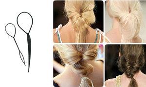 5 kiểu tóc đẹp đơn giản chỉ với 1 dụng cụ làm tóc