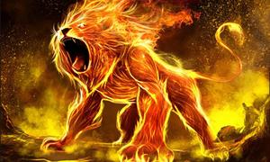 Sư Tử tự tin, ưa nịnh và rất nóng tính