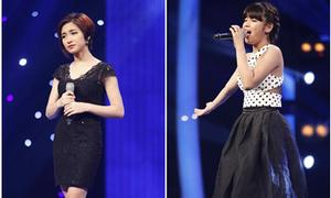 Hoàng Yến 'phục thù' Hòa Minzy nhờ điểm từ khán giả