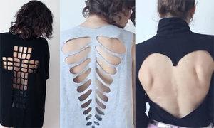 3 cách chế áo cut out chất như fashionista