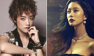 Mỹ nữ Hàn hóa trai đẹp 'đốn tim' fan với tóc tém