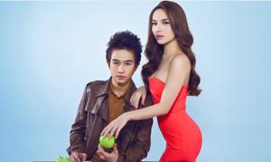 Yến Trang quyến rũ bên 'hot boy đồng tính' Thái Lan