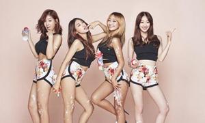Những vũ đạo Kpop khiến người xem 'nóng mắt'