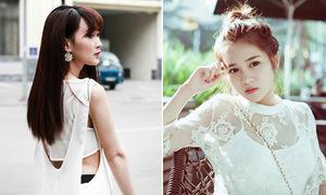 6 kiểu tóc hè yêu thích của con gái Hà thành