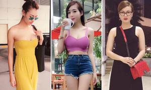 Đồ xinh khoe dáng chuẩn tuần qua của xì ta, hot girl Việt