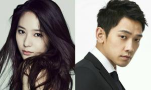 Krystal xác nhận đóng phim cùng Bi Rain