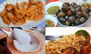 8 món ăn vặt Hà Nội không thể làm ngơ khi đi chơi tối