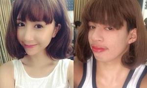 Fans boy trổ tài bắt chước Quỳnh Anh Shyn cực hài
