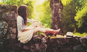 Can đảm từ bỏ, chấp nhận cô đơn