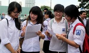 Điểm sàn đại học 2014 từ 13 đến 18 điểm