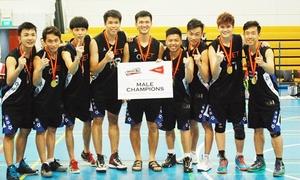 Bạn trẻ Malaysia 'vượt mặt' RMIT giành ngôi vô địch bóng rổ