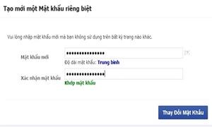 Facebookers Việt hốt hoảng vì bị buộc đổi mật khẩu