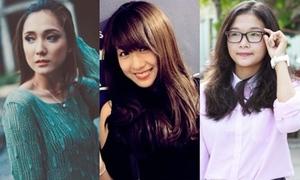 4 cô nàng xinh xắn, tài năng có người thân nổi tiếng