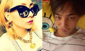 Sao Hàn 15/8: G-Dragon mặt mộc bơ phờ, CL khoe dáng đại gia