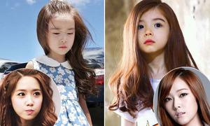 3 bản sao nhí của xì ta Hàn với style sành điệu 'vô đối'