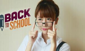 Trang điểm back-2-school xinh yêu như Quỳnh Anh Shyn