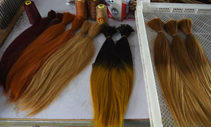 Công nghệ chế tóc giả ít biết ở Trung Quốc