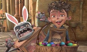 'Hội quái hộp' vui nhộn trong phim hoạt hình The Boxtrolls