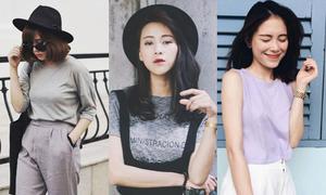 6 hot girl chủ shop dự đoán trào lưu váy áo thu 2014