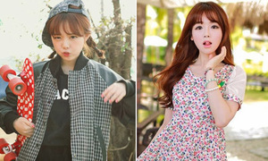 6 hot girl Hàn nổi không kém sao vì mặc đẹp