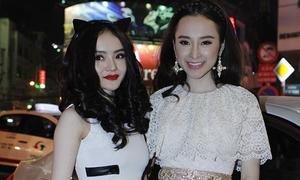 Em gái Phương Trinh 18 tuổi sexy không kém chị gái